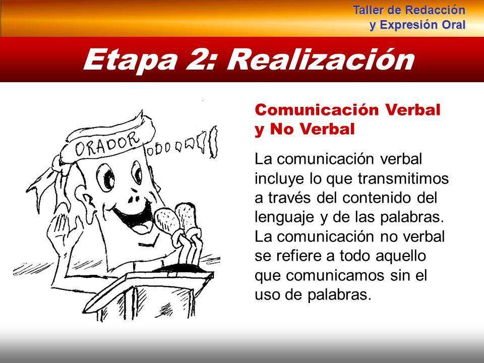 Instituto de Formación Bancaria Copyright © 2008 Carlos de la Rosa Etapa 2: Realización Comunicación Verbal y No Verbal La comunicación verbal incluye