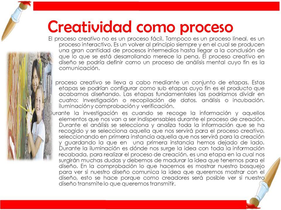 LA EDUCACIÓN ACTUAL Y LA CREATIVIDAD Características de la creatividad: Originalidad.