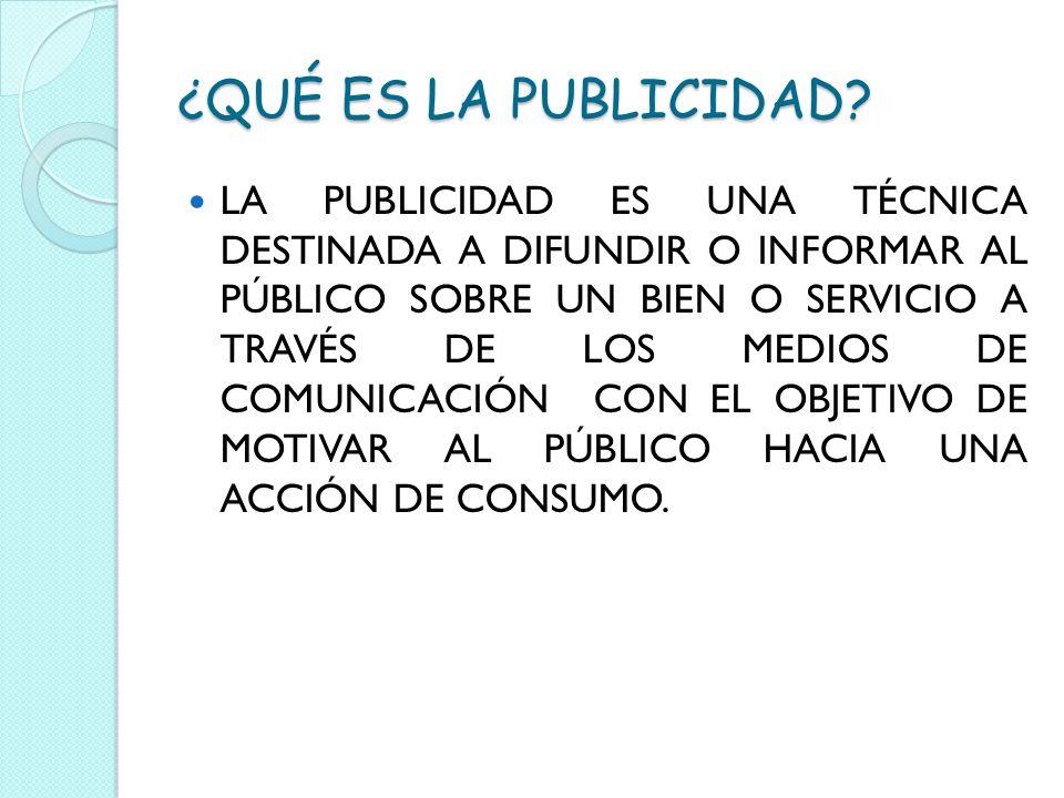 EL INDIVIDUO PROCURARA PROTEGERSE DE LA INFLUENCIA DE LA PUBLICIDAD, PERO ESTO NO ES NADA FÁCIL YA QUE EL LENGUAJE PUBLICITARIO BUSCA MODIFICAR LA CONDUCTA DEL PÚBLICO DE MANERA QUE CONSUMA LOS BIENES PROPUESTOS.