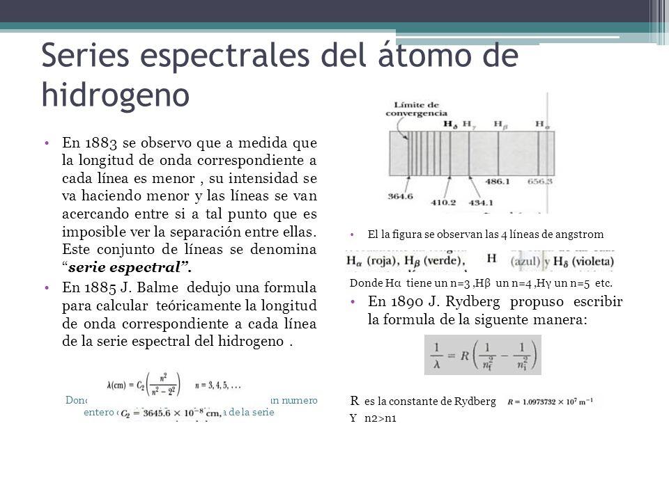 Como se observa en el grafico el experimento de R.