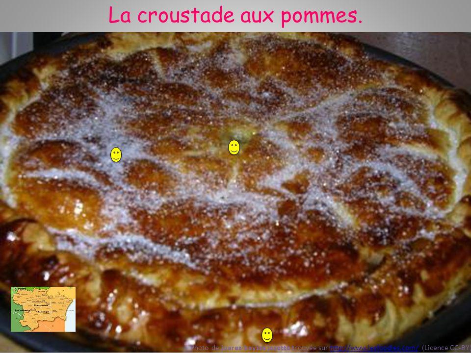 Lo más típico de la región: el cassoulet Salchicha Photo de Isabelle Hurbain trouvée sur picasaweb.google.com (Licence CC-BY-SA)picasaweb.google.com