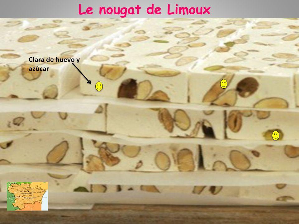 Le nougat de Limoux