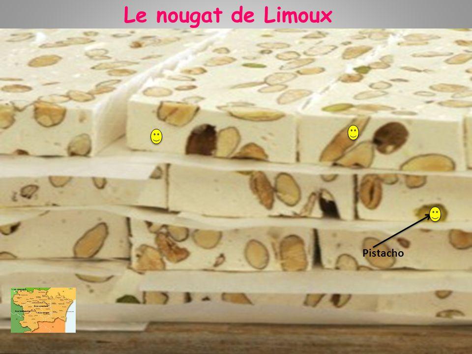 Le nougat de Limoux Almendras