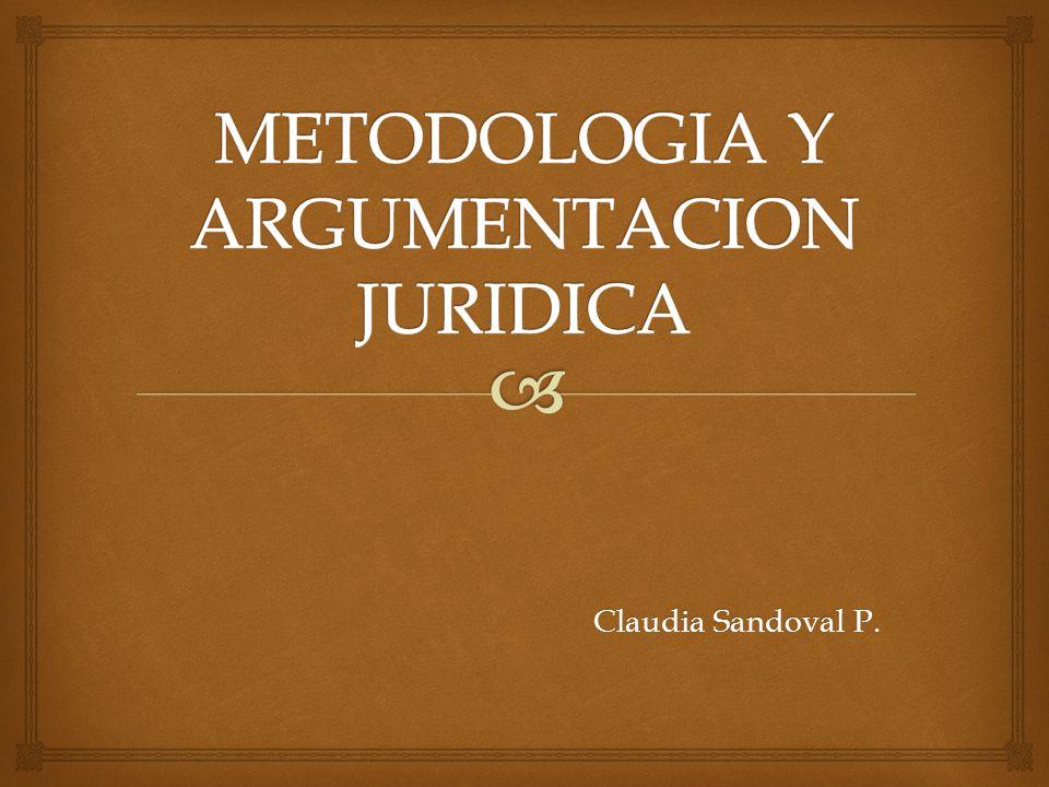 Claudia Sandoval P.