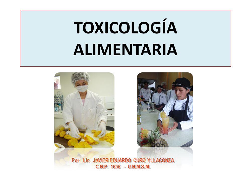 Metabolismo Conjunto de transformaciones que sufre un tóxico en el organismo cuyo objetivo final es la formación de un compuesto hidrosoluble, poco tóxico y fácilmente eliminable.