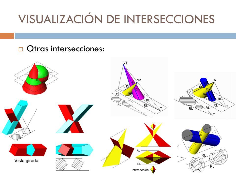 DESARROLLO DE SÓLIDOS DESARROLLO: El desarrollo de una superficie es la figura plana que se obtiene al extender la misma sobre un plano.