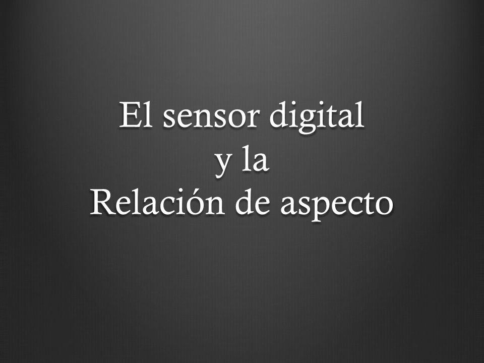 El sensor digital