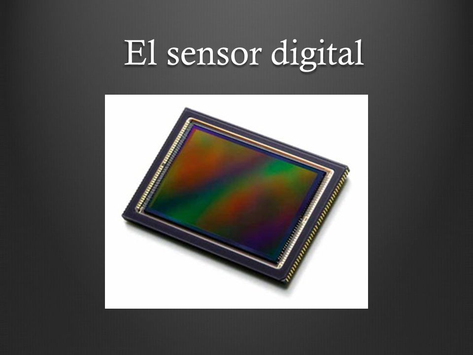 Sensor DX y FX