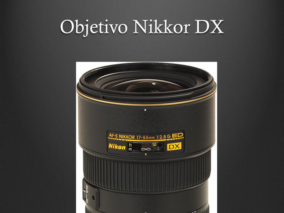 Objetivo Nikkor DX
