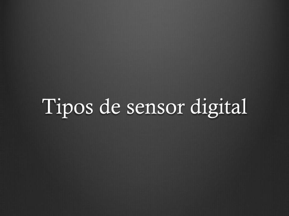 El sensor CCD El sensor CCD (Charge Coupled Device), dispositivo de carga acoplada.