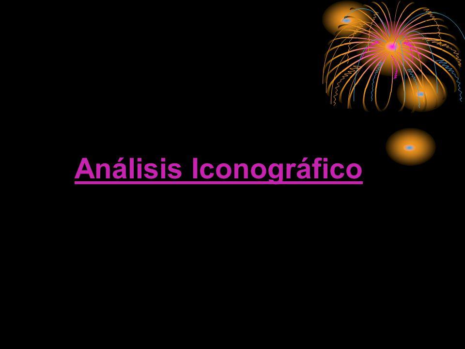 Análisis Iconográfico