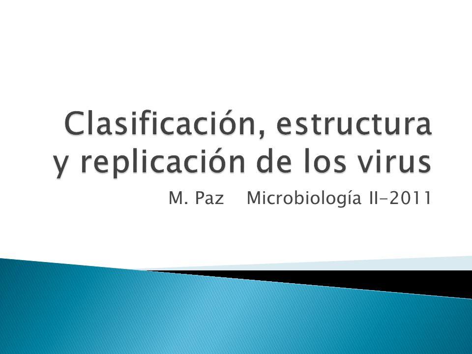 M. Paz Microbiología II-2011