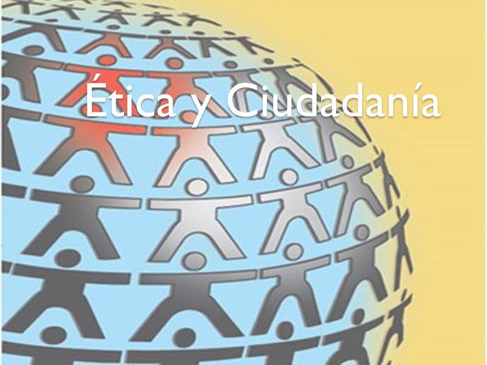 De la Ciudadanía a la moralidad PUNTO CRUCIAL ¿cuál es la relación que existe entre ciudadanía y valores morales?