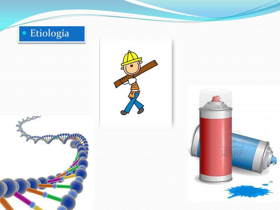 Adenocarcinoma: > Freq senos etmoidales en varones Esp.