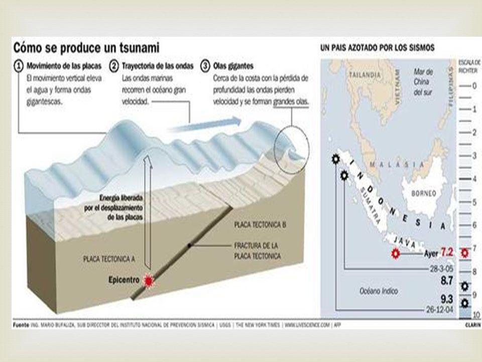 Acompañado de un Tsunami.Alcanzó magnitud de 9,5° Richter En Mercali alcanzó XI a XII°.