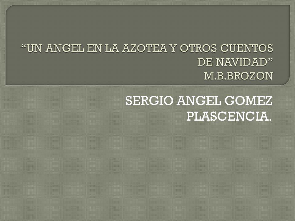 SERGIO ANGEL GOMEZ PLASCENCIA.
