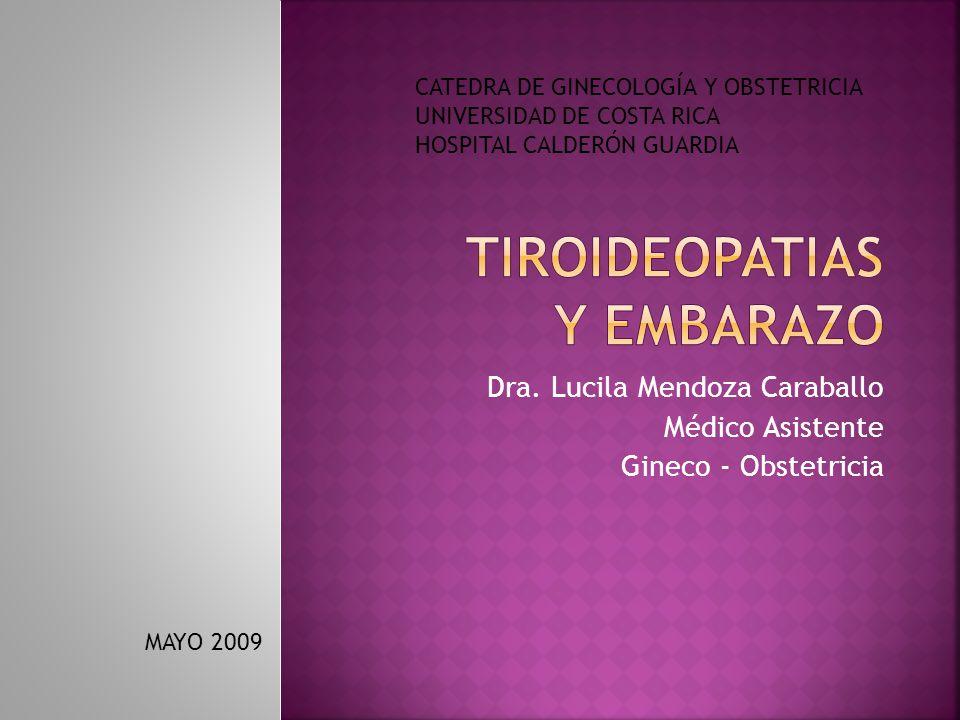 Pre eclampsia Parto prematuro Fallo cardíaco Tormenta tiroidea Fetos pequeños Óbito fetal RCIU Aborto espontáneo Aydi Arici, Ostetrics and Gynecology Clinics of North America, december 2004, vol 31, number 4.
