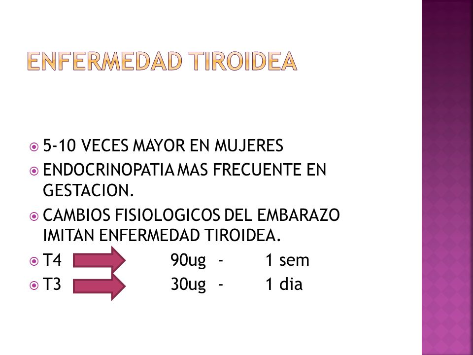 TESTEMBARAZO NORMAL HIPERTIROIDISMO Y EMBARAZO HIPEREMESISPOSPARTO TIROIDITIS HIPOTIROIDISMO TSHNORMALINDETECTABLENORMAL O BAJO INDETECTABLEAUMENTADO TBGAUMENTADO NORMAL T4 TOTALAUMENTADO BAJO T4 LIBRENORMALAUMENTADONORMAL O AUMENTADO AUMENTADOBAJO T3 TOTALAUMENTADO BAJO T3 LIBRENORMALAUMENTADONORMAL O AUMENTADO AUMENTADOBAJO