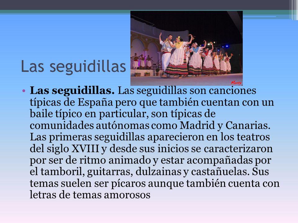 La jota La jota es un baile típico español cuyo baile es acompañado del sonido de las castañuelas y cuyos bailarines visten con trajes típicos similares a los bailarines de flamenco.