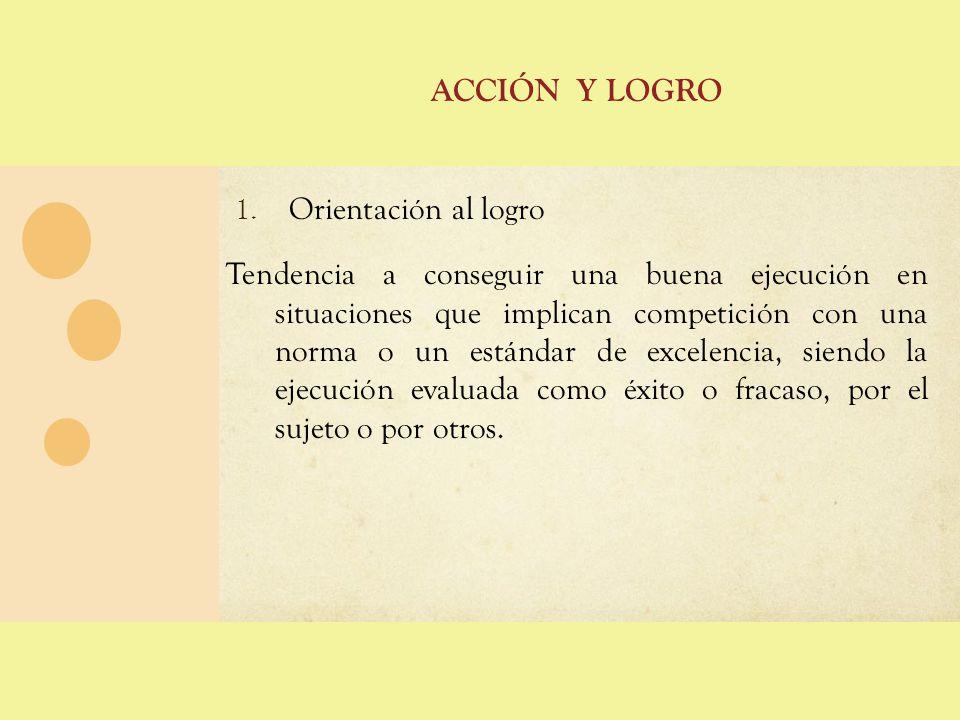 COMPETENCIAS COMPORTAMENTALES 8.