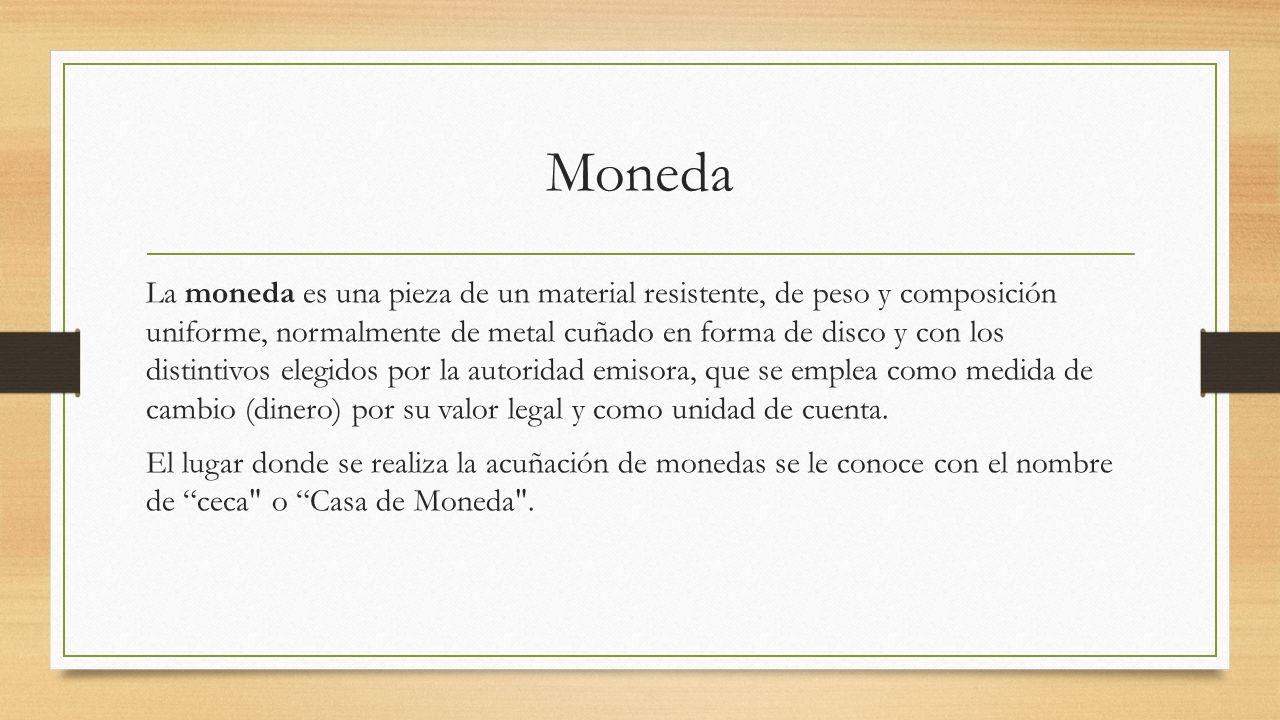 Historia de la Moneda El trueque es el intercambio de objetos o servicios por otros equivalentes, y se diferencia de la compraventa habitual en que no intermedia el dinero en la transacción.