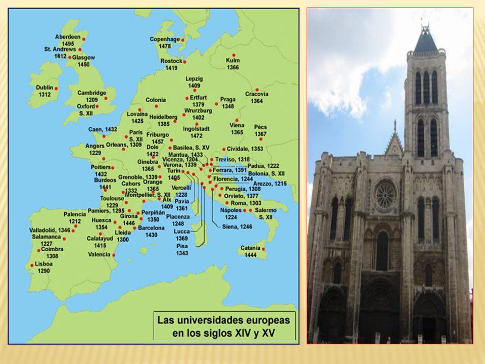 Arte medieval: Dos estilos artísticos se sucedieron durante la Edad Media: el románico y el gótico.