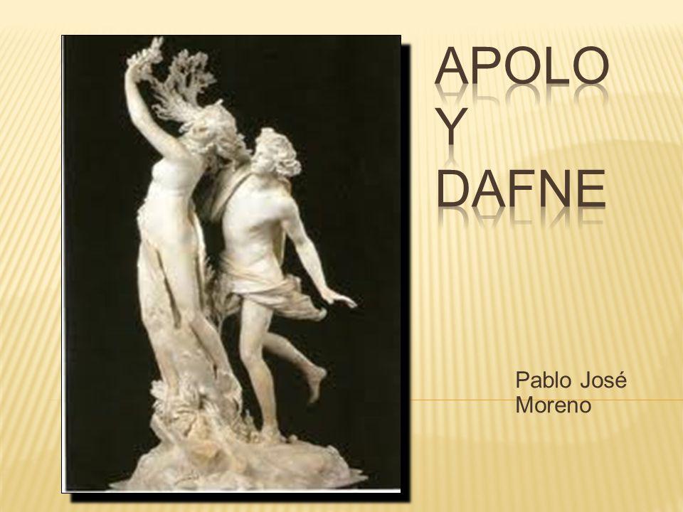 IDENTIFICACIÓN: En esta ocasión la obra que vamos a comentar se trata del grupo escultórico conocido como Apolo y Dafne , obra realizada entre 1622 y 1625 por el maestro del barroco Gian Lorenzo Bernini (1598-1680).