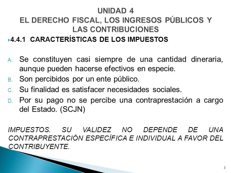 5.4 Derechos fundamentales aplicables al ámbito fiscal Derechos fundamentales de tercera generación (Derechos difusos): Acción difusa: se ejerce para tutelar los derechos e intereses de una colectividad indeterminada.
