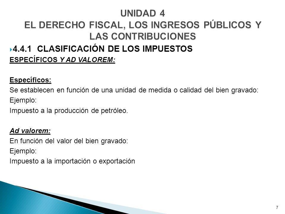 5.4 Derechos fundamentales aplicables al ámbito fiscal Derechos fundamentales de tercera generación (Derechos difusos): Ámbitos de aplicación de los procesos colectivos 1.