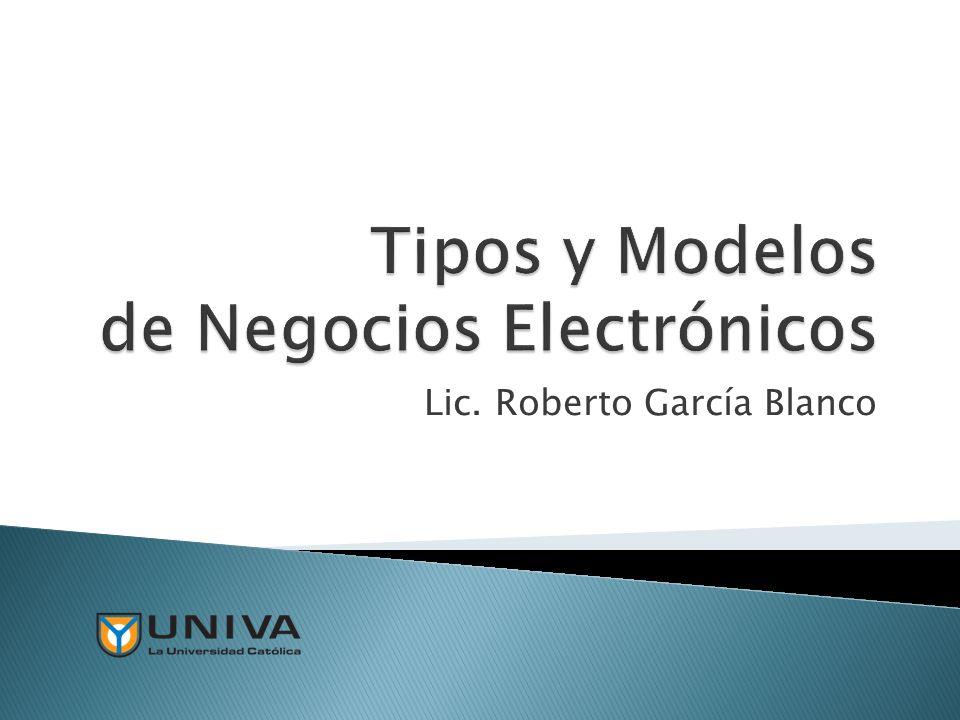 Lic. Roberto García Blanco