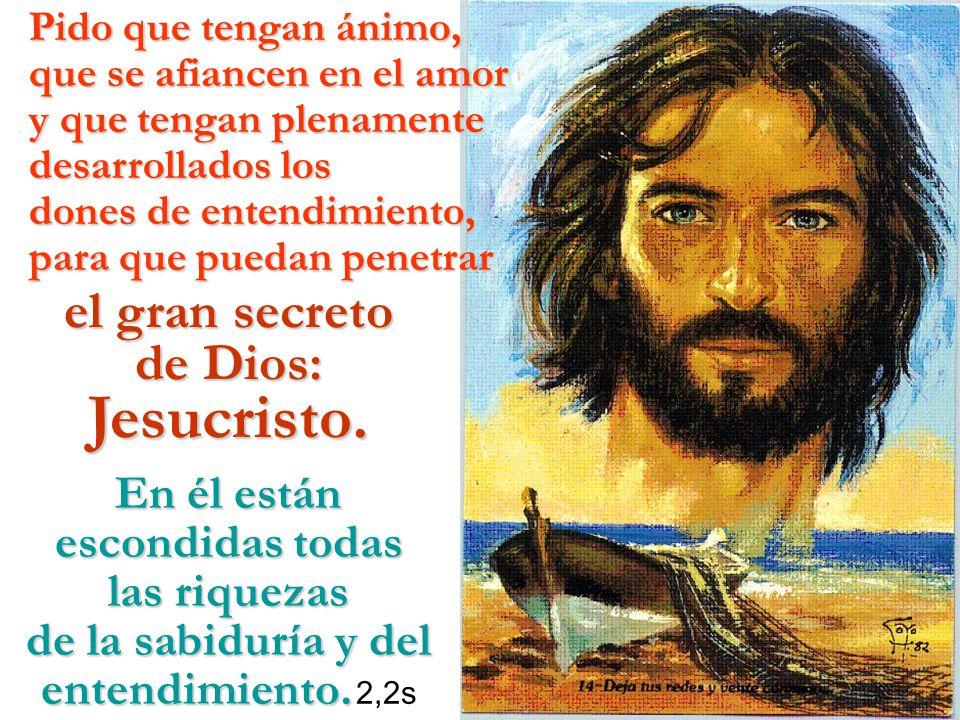 Tengan por regla Tengan por regla suprema a Cristo Jesús.