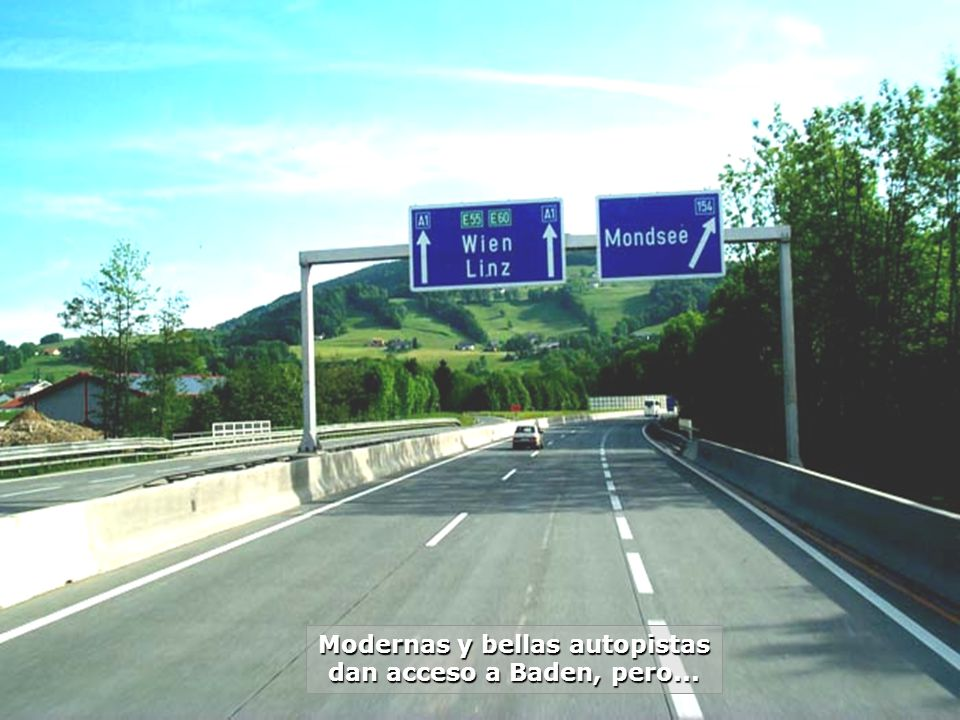 www.vitanaoblepowerpoints.net Verde, mucho verde y absoluta conciencia de preservación, una cuestión de honra para los austríacos...
