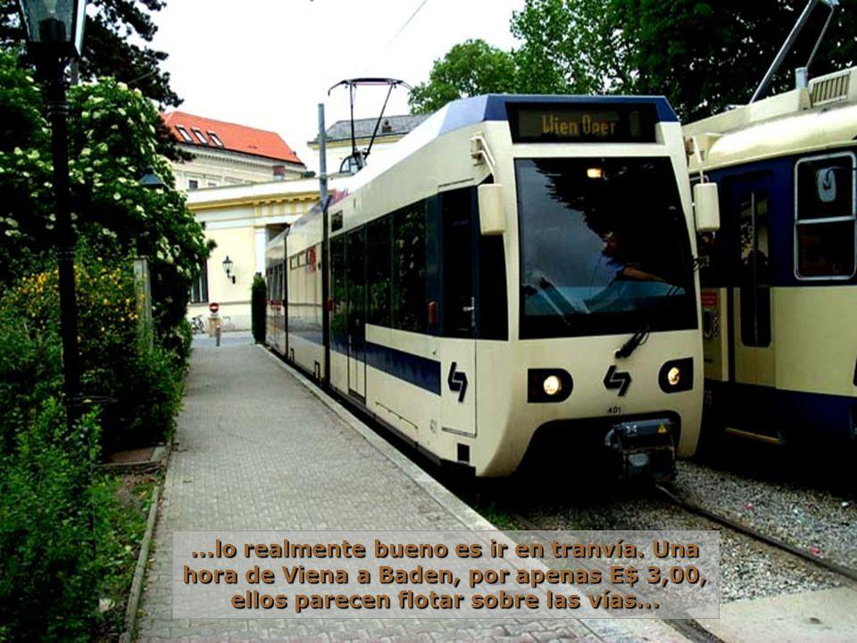 www.vitanaoblepowerpoints.net Modernas y bellas autopistas dan acceso a Baden, pero...
