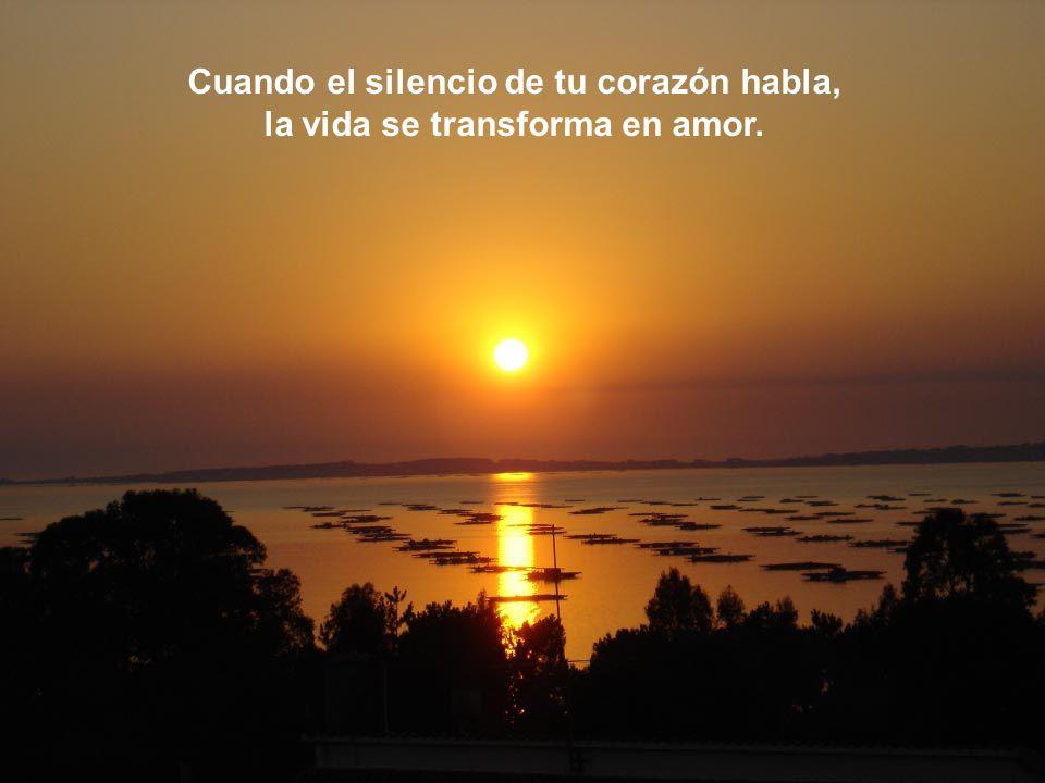 Vita Noble Powerpoints Cuando el silencio de la noche habla, la vida se vive con nostalgia de Dios.