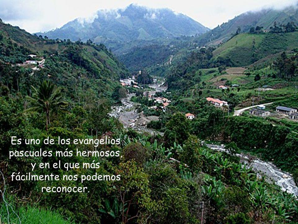 Coment.Evangelio Lc. 24. 13-35 Dom III. Pascua Ciclo A.