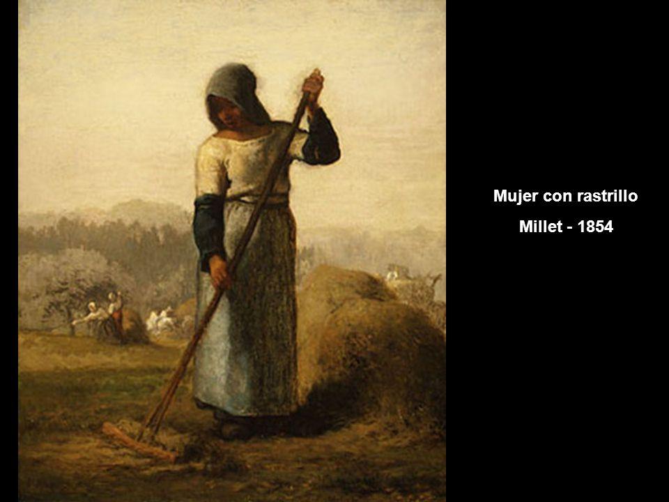 www.vitanoblepowerpoints.net Mujer con rastrillo Millet - 1854
