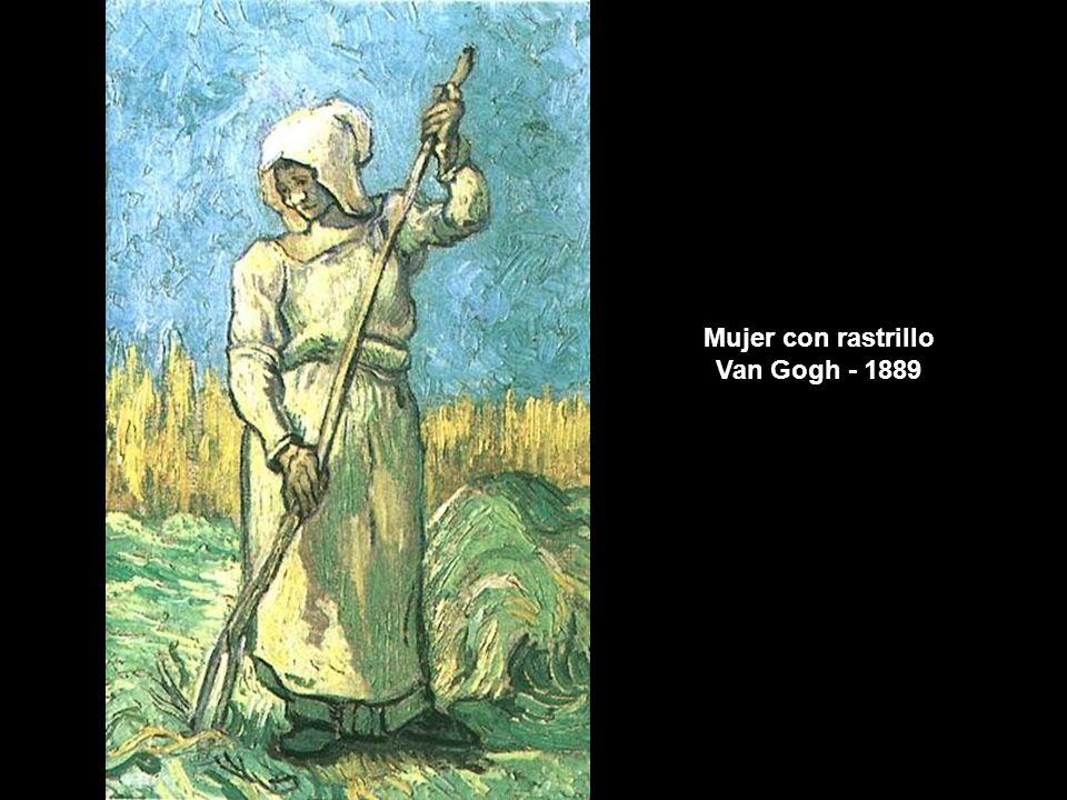 www.vitanoblepowerpoints.net Mujer con rastrillo Van Gogh - 1889