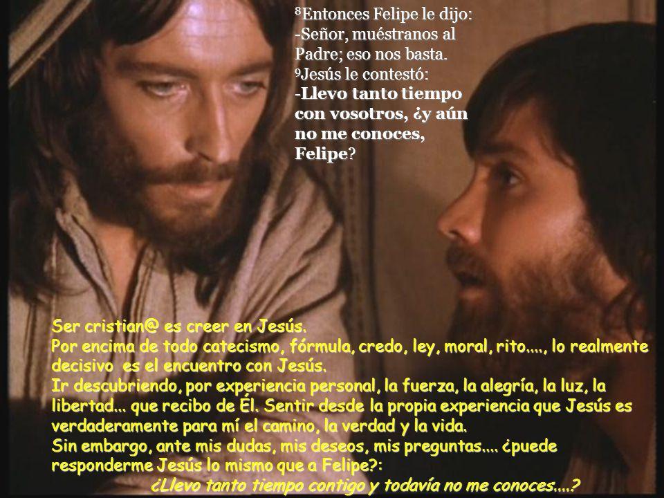 Otro pps gratis de Vitanoble Powerpoints Ser cristian@ es creer en Jesús.
