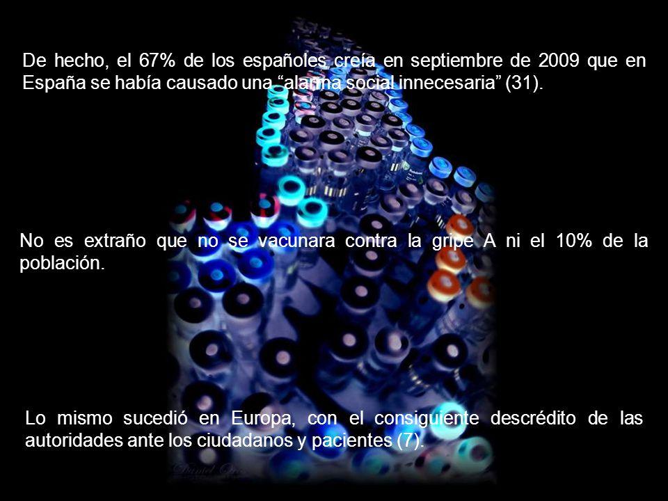 10. CONOCIMIENTOS DE LA POBLACIÓN Los mensajes de las autoridades nacionales (Ministerio y Consejerías de Sanidad) e internacionales (fundamentalmente