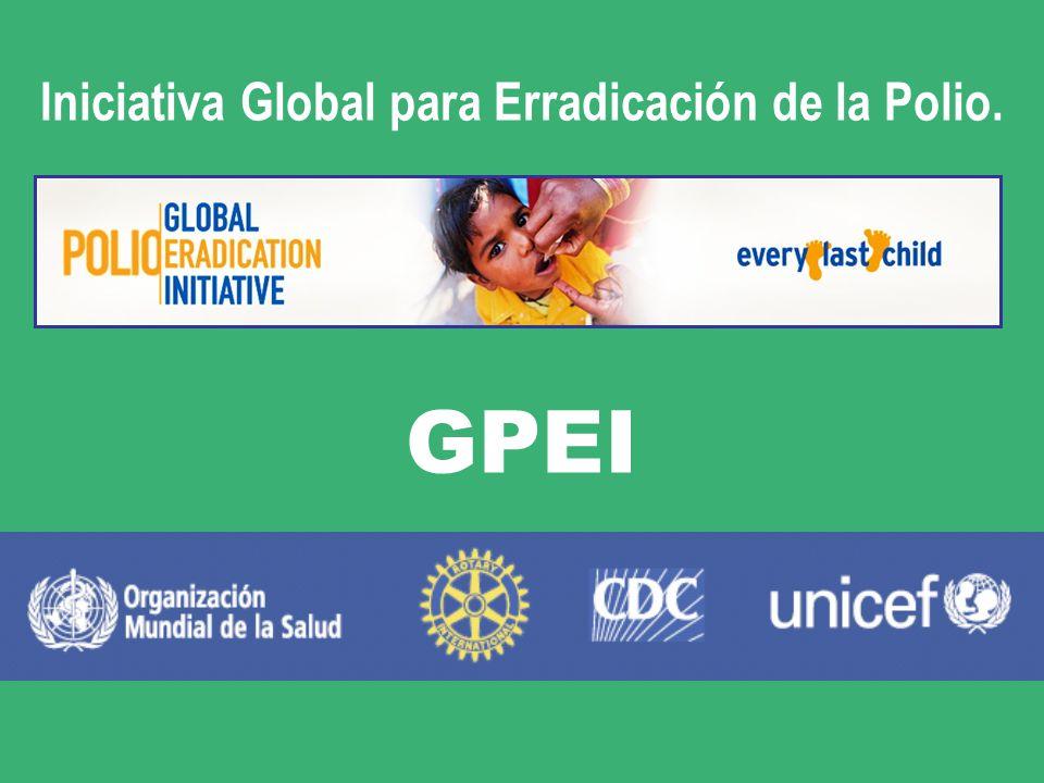 Organización Mundial de la Salud. Fondo de las Naciones Unidas para la Infancia. Centros para Control y Prevención de Enfermedades, de EE.UU. En 1988,