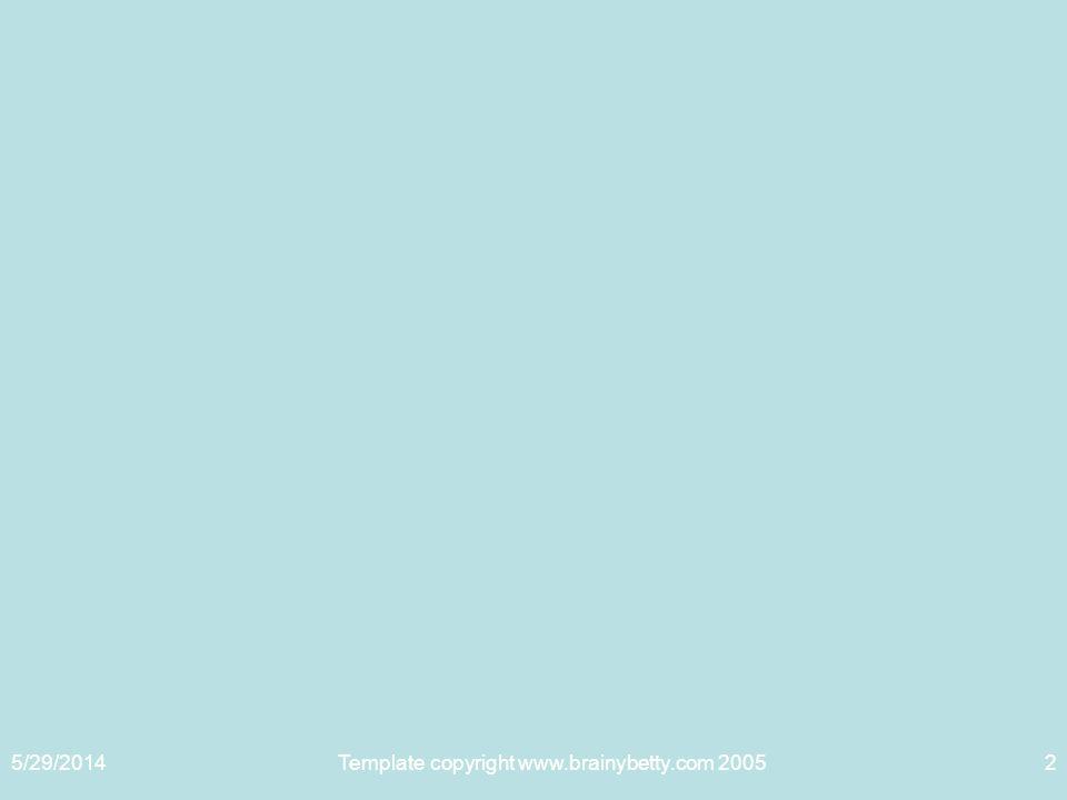 5/29/2014Template copyright www.brainybetty.com 200513 ONTOGENIA DEL SISTEMA NERVIOSO EMBRIOLOGIA DEL SISTEMA NERVIOSO ONTOGENIA: Ciencia que se encarga del estudio evolutivo del ser, indepen dientemente de las especies, desde su concepción, desarrollo uterino, cre cimiento, senectud y muerte.