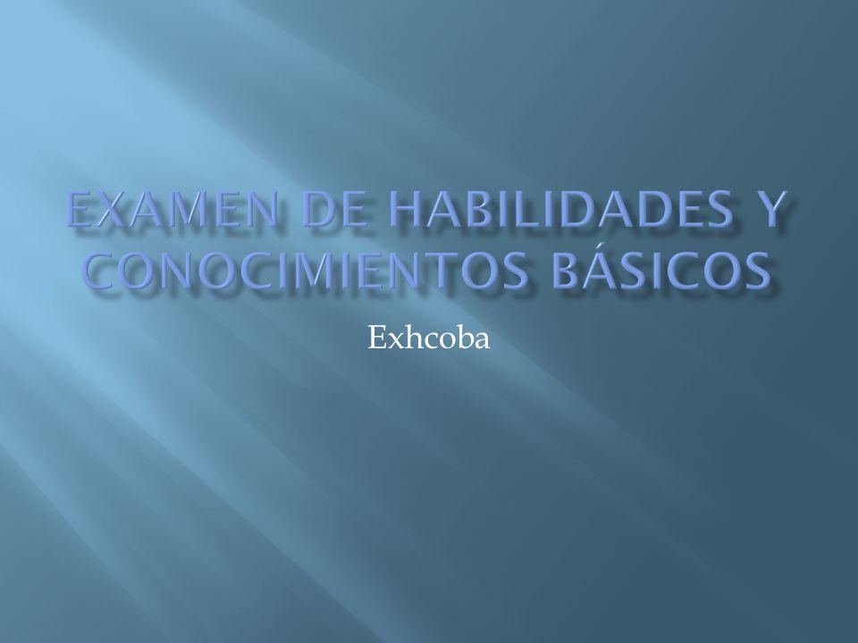 Exhcoba