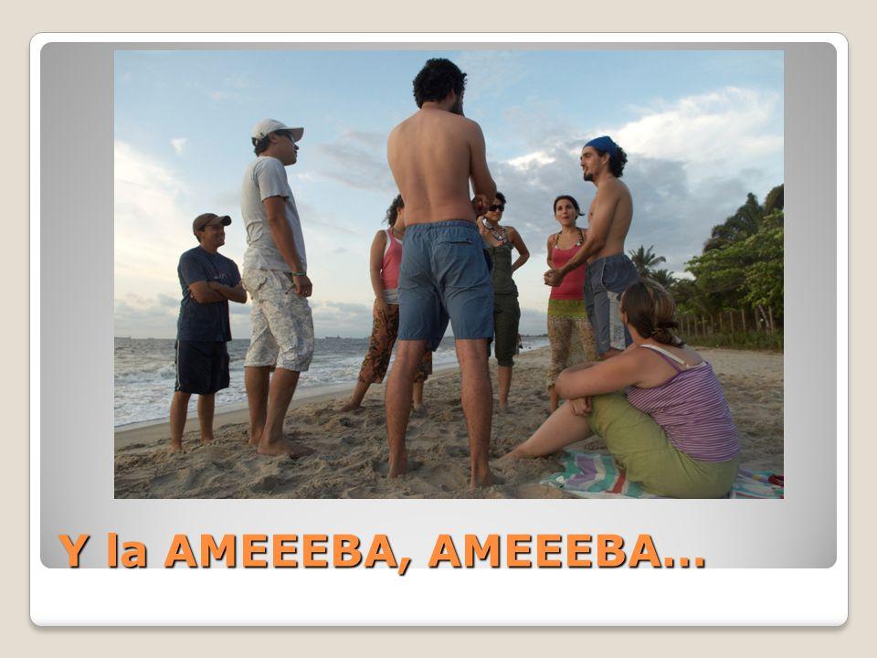 Y la AMEEEBA, AMEEEBA…
