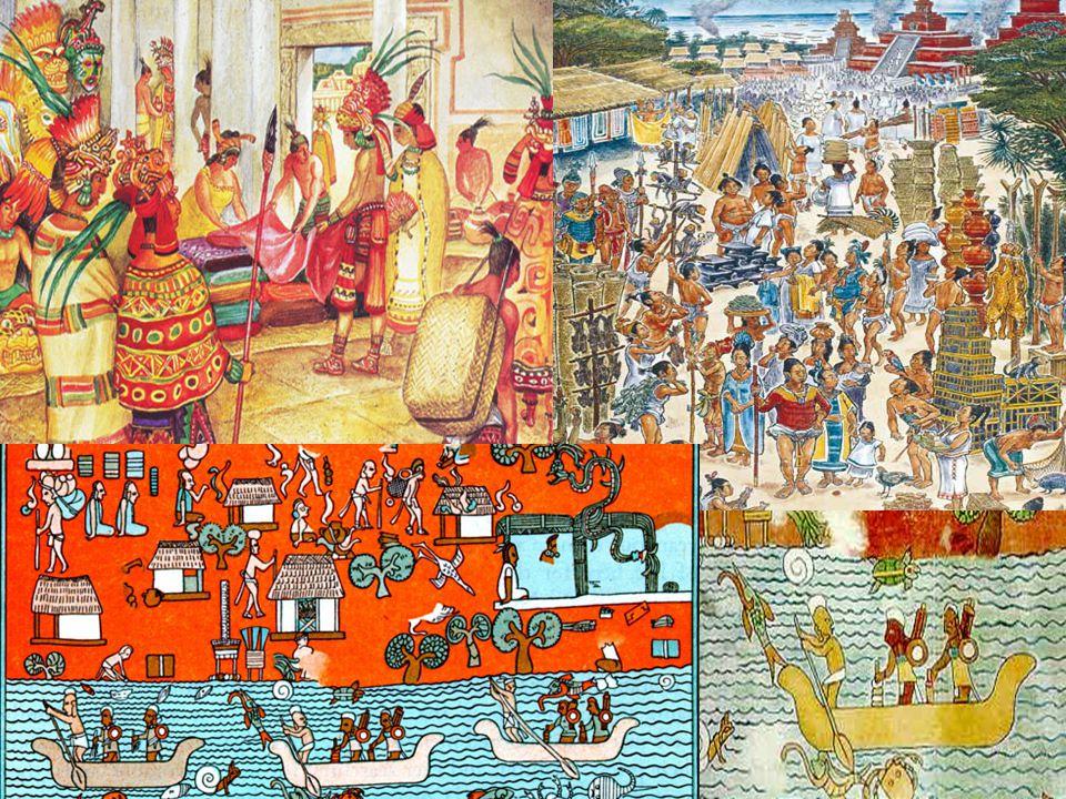 Los mercaderes no formaban un estrato social separado.