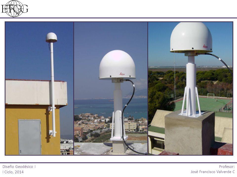 Diseño Geodésico I I Ciclo, 2014 Profesor: José Francisco Valverde C