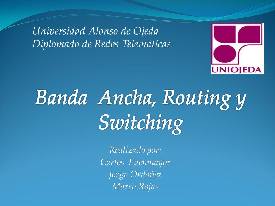 Realizado por:Realizado por: Carlos FuenmayorCarlos Fuenmayor Jorge OrdoñezJorge Ordoñez Marco RojasMarco Rojas Universidad Alonso de Ojeda Diplomado