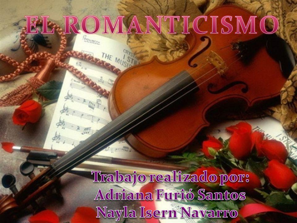 Origen del romanticismo Formas musicales Compositores Instrumentos Las obras más destacadas La ópera del romanticismo Bibliografía