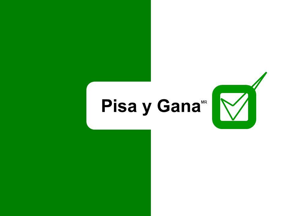 Pisa y Gana MR