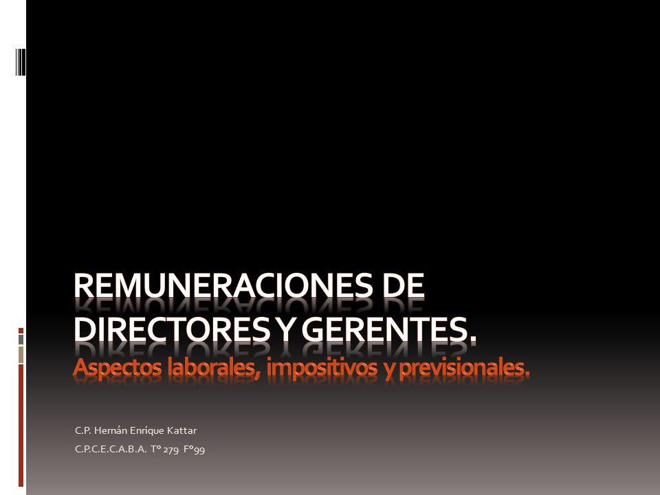 Consideraciones Generales.CONCEPTO GENERAL.