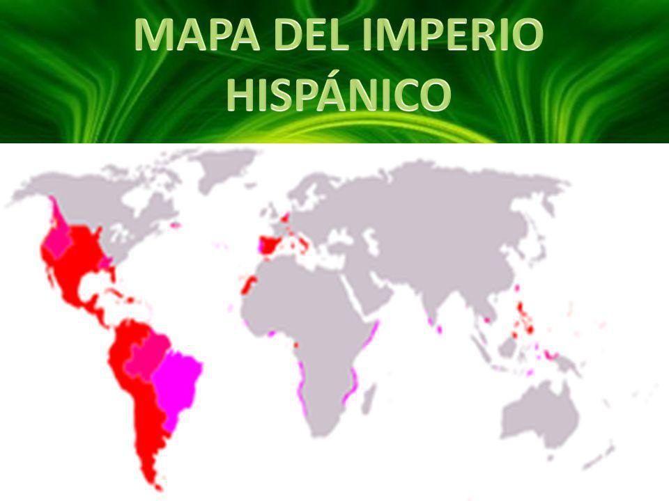 LOS TERRITORIOS DEL IMPERIO En el siglo XVI, España se convirtió en un gran imperio, el más extenso que había existido hasta el momento.
